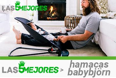 mejores modelos de hamacas babybjorn