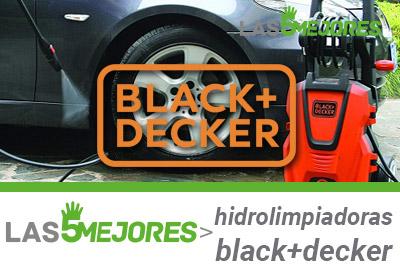 mejores hidrolimpiadoras black decker