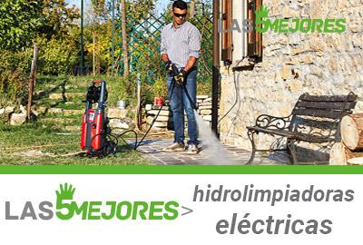 mejores hidrolimpiadoras electricas