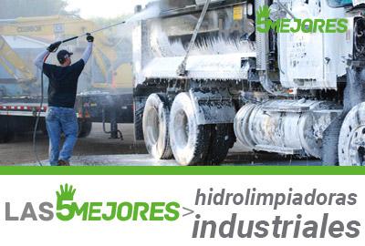 Mejores hidrolimpiadoras industriales