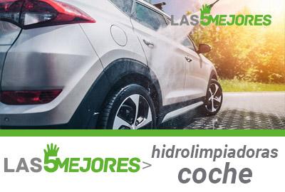 mejores hidrolimpiadoras para coche