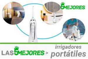 irrigadores portatiles
