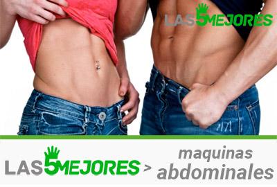 mejores maquinas de abdominales