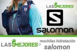 las mejores mochilas hidratacion salomon