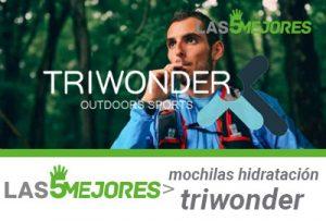 Mejores mochilas de hidratacion triwonder