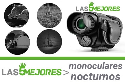 Mejores monoculares vision nocturna