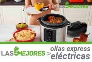 mejores ollas programables