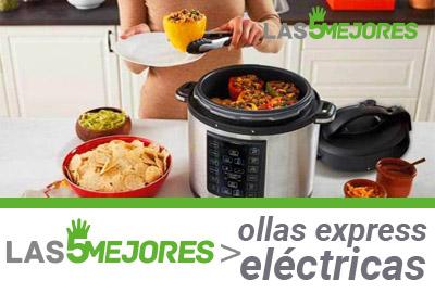 mejores ollas eléctricas de cocina
