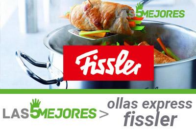 mejores ollas fissler