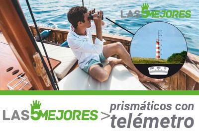 prismaticos con telemetro