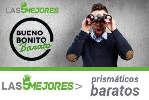 prismáticos buenos y baratos