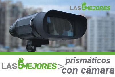 Mejores prismáticos con cámara