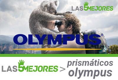 mejores prismaticos olympus