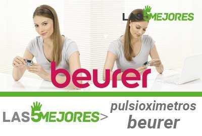 Mejores pulsioxímetros Beurer