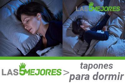 mejores tapones para dormir
