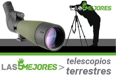 guia telescopios terrestres