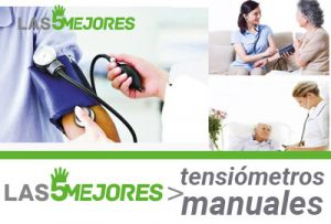 mejor tensiometro manual
