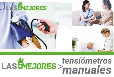 Mejores tensiometros manuales