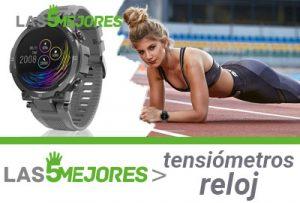 mejores tensiómetros smartwatch