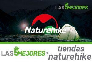 mejores tiendas de acampar naturehike