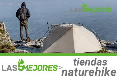 guia de compra tiendas naturehike para acampar