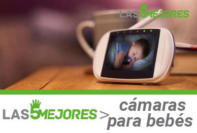 Mejores camaras vigilabebes para bebes