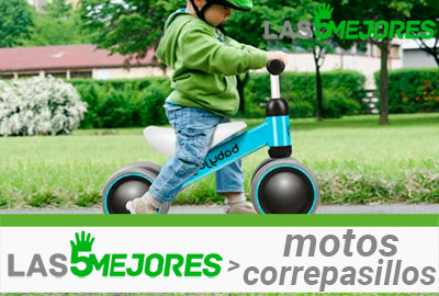 moto correpasillos sin pedales