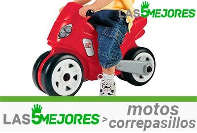 mejores motos correpasillos