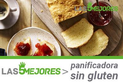 Guía y consejos compra panificadora para pan sin gluten
