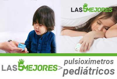 pulsioxímetros pedíatricos