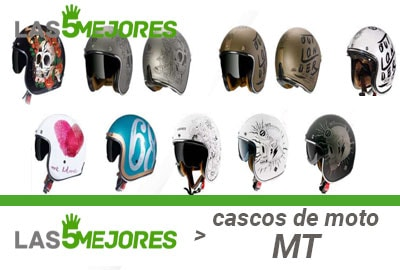 Que casco MT comprar