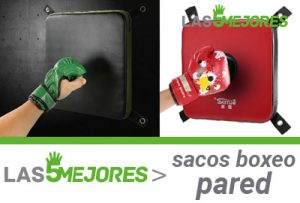mejores sacos boxeo pared