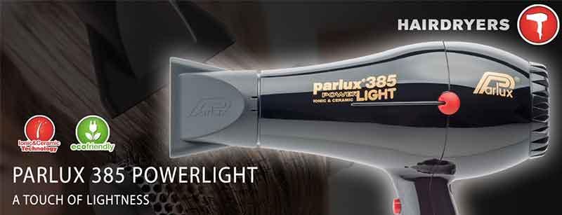 secador de pelo parlux 385 power light