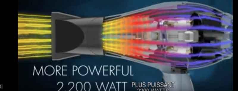 secador parlux advanced 2200 potencia