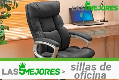 silla para mesa de oficina negra con posamanos metálico