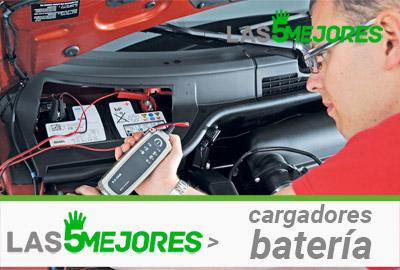 cargadores batería tipos