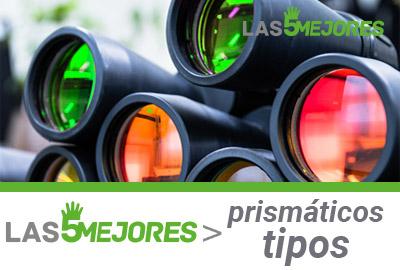 tipos de prismaticos