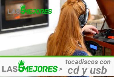 tocadiscos compatible con usb
